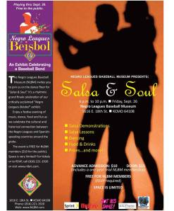 salsa an soul